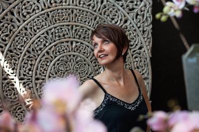 Rita Share Jazz- und Gospelsängerin, Zürich
