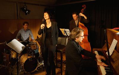 Rita Share und Band