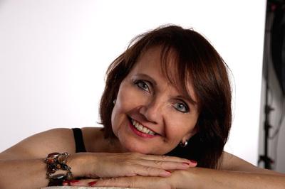 Rita Share Jazzsängerin