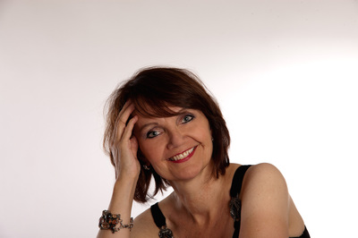 Rita Share Jazz- und Gospelsängerin