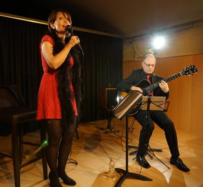 Rita Share Duo mit Dani Solimine