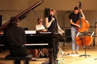 Halbzeit Rita Share. von Jazz zu Klassik, Zürich