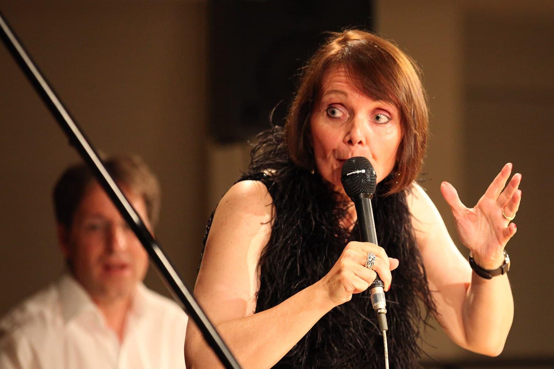 Rita Share. Halbzeit. Klassik und Jazz