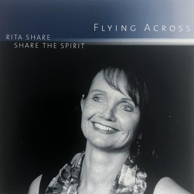 Rita Share Flying Across 2002